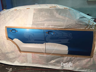 Покраска автомобиля в Москве картинка 30