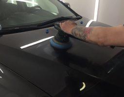 Защита кузова жидким стеклом в подарок CarLife