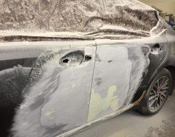 Кузовной ремонт лексус 2332