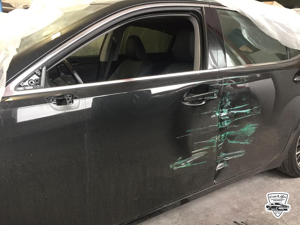 Кузовной ремонт лексус 2371