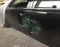 Кузовной ремонт лексус 2365