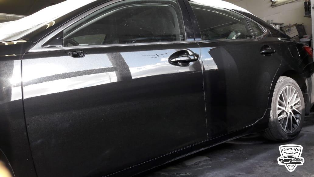 Кузовной ремонт лексус 2387