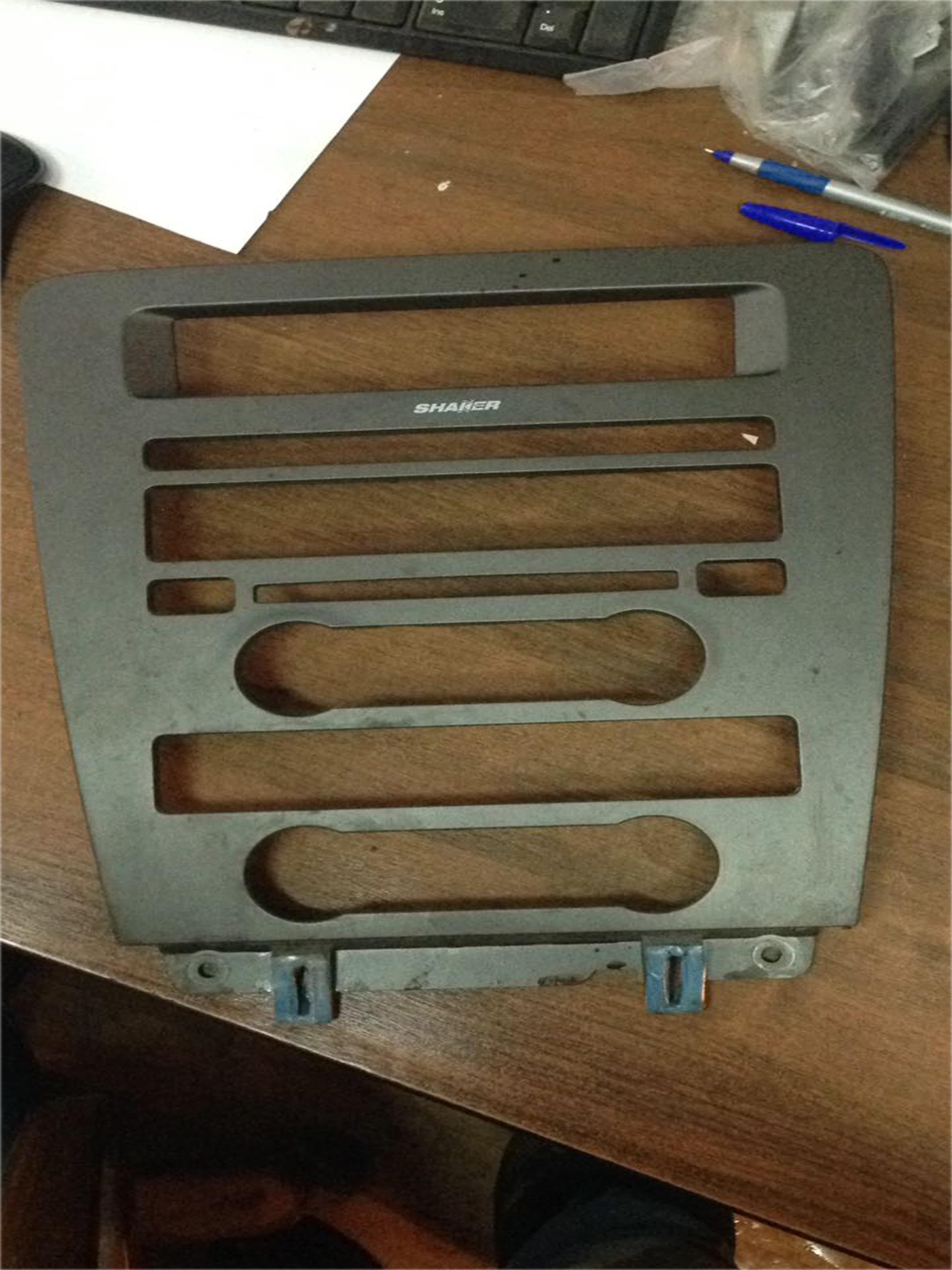 Ремонт пластика салона slider image 1