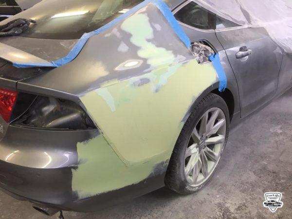 Покраска автомобиля в Москве картинка 20