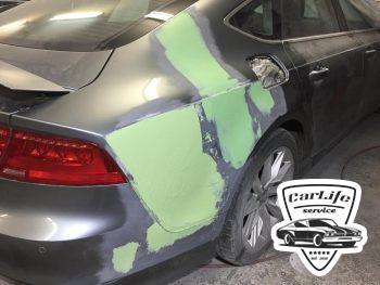 Кузовной ремонт автомобиля в Москве картинка 5