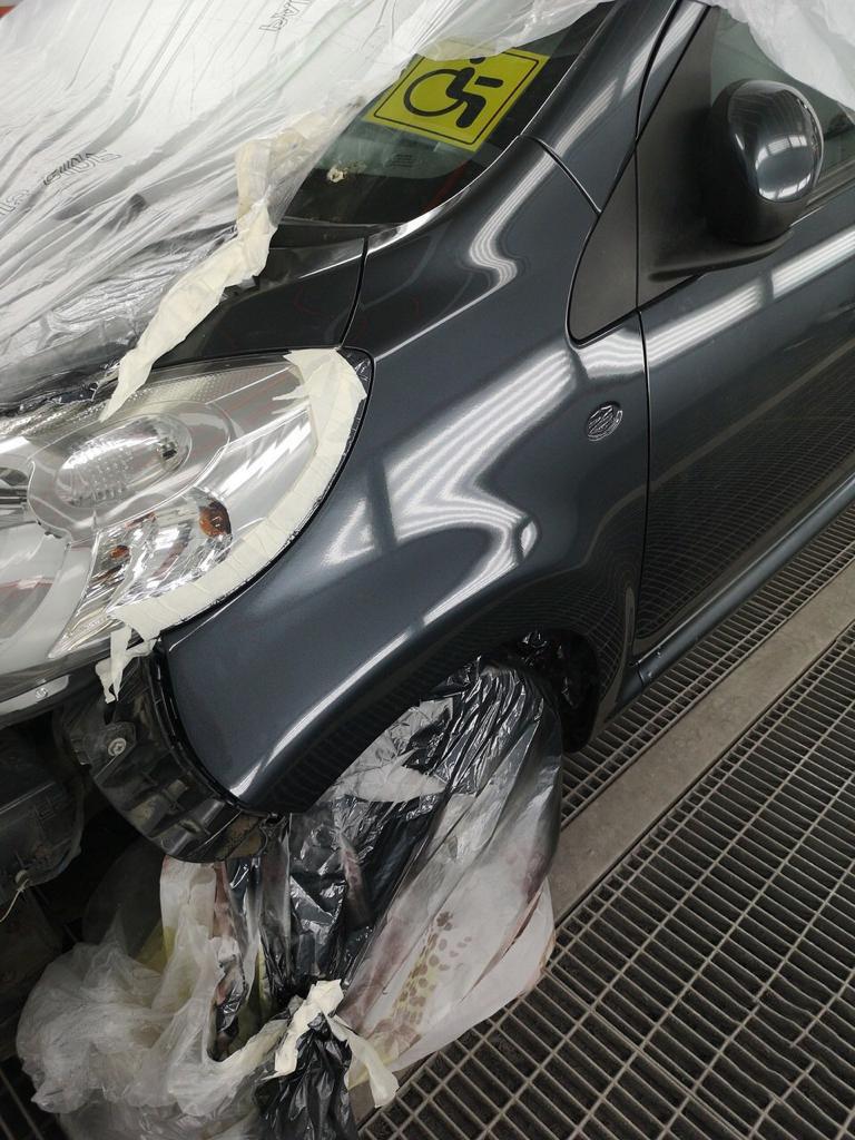 Подетальная покраска автомобиля slider image 2