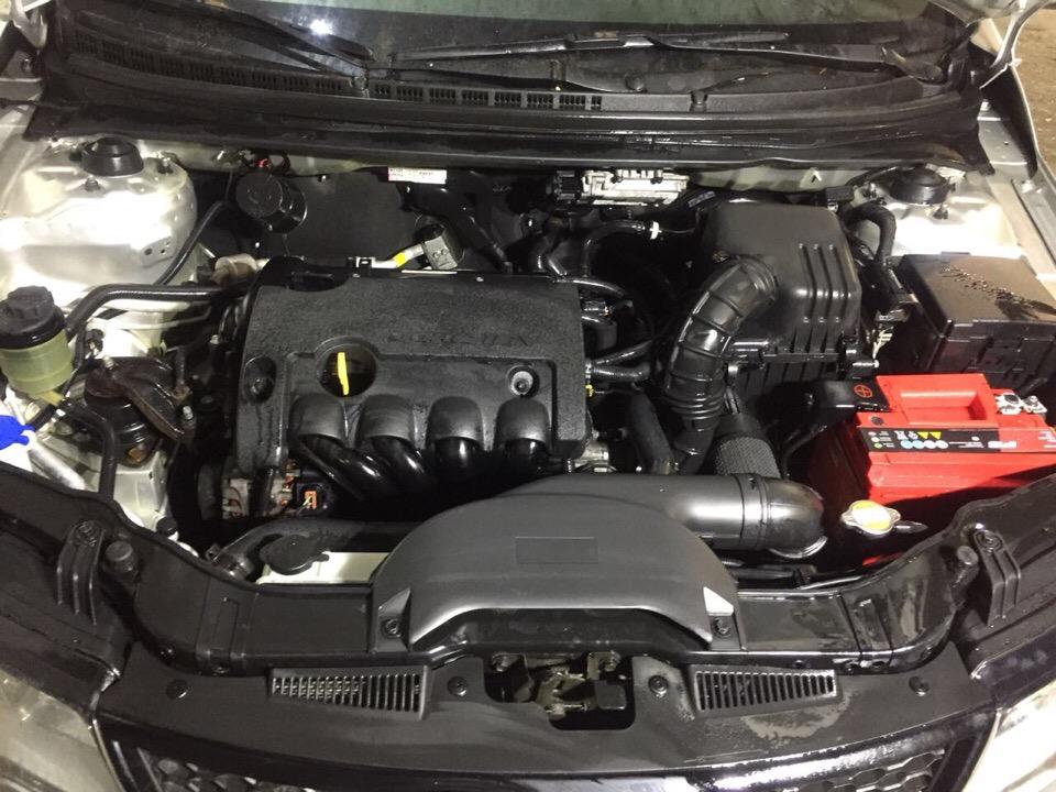 Мойка двигателя паром slider image 2