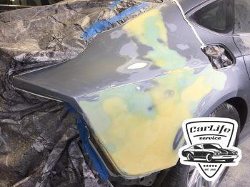 Кузовной ремонт автомобиля в Москве картинка 7