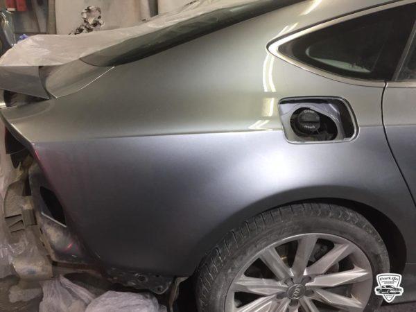 Покраска автомобиля в Москве картинка 21