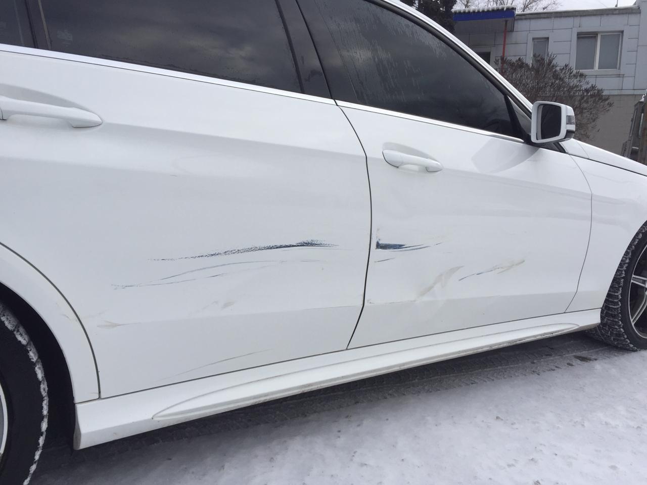 Image Локальный кузовной ремонт