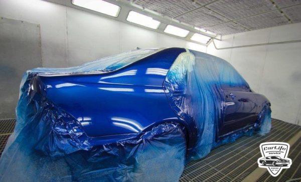 Покраска автомобиля в Москве картинка 17