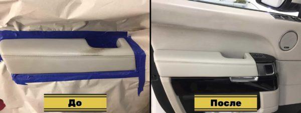 Реставрация водительских дверей 22