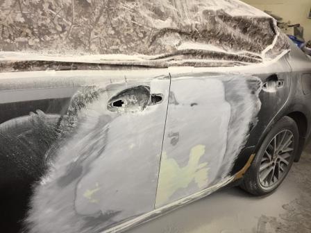 Покраска автомобиля в Москве картинка 5