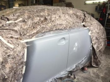 Покраска автомобиля в Москве цена не кусается