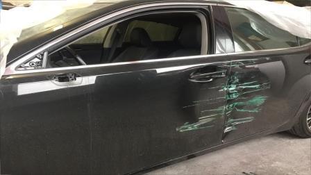 Покраска автомобиля до/после в Москве картинка 1