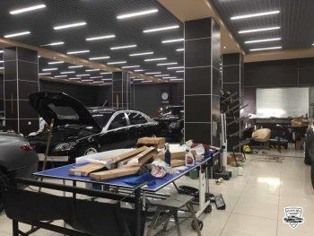 Бронирование автомобиля пленкой в Москве картинка 1
