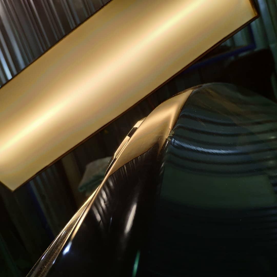Удаление вмятин с багажника шевроле круз в Москве