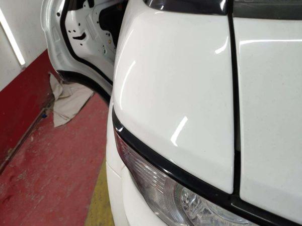 Удаление вмятин на Range Rover Evoque в Москве img1