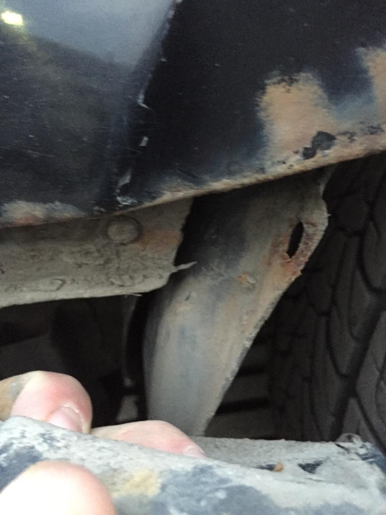 ремонт арок Range Rover 33
