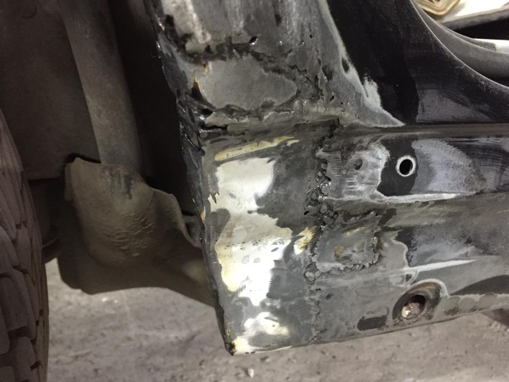 кузовной ремонт рендж ровер вог 44