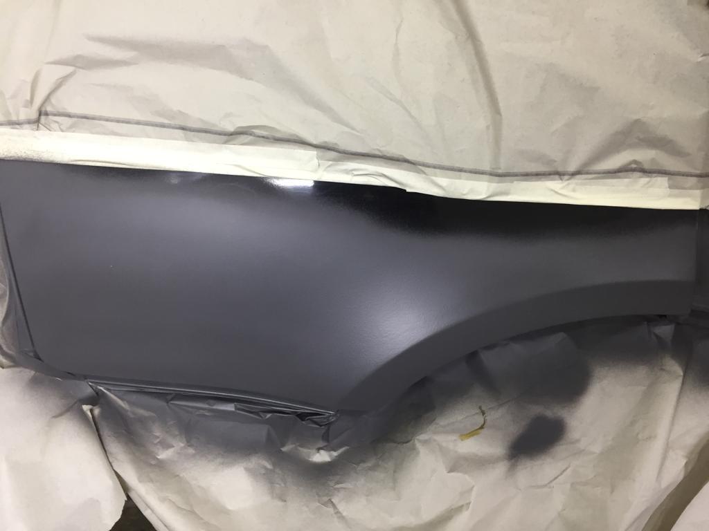 ремонт арок Range Rover 99