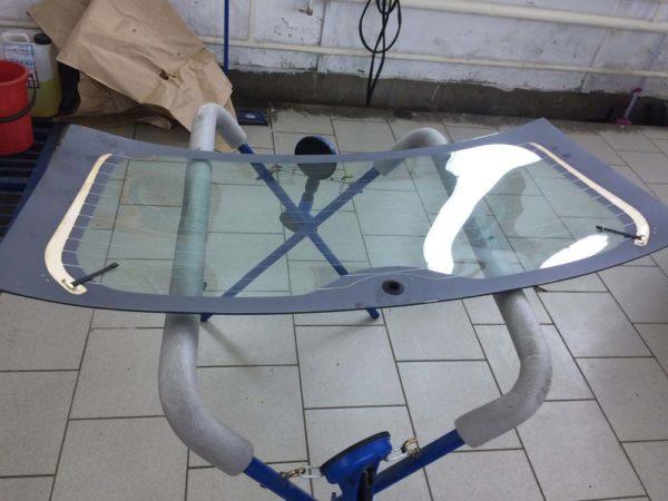 Замена заднего стекла 1
