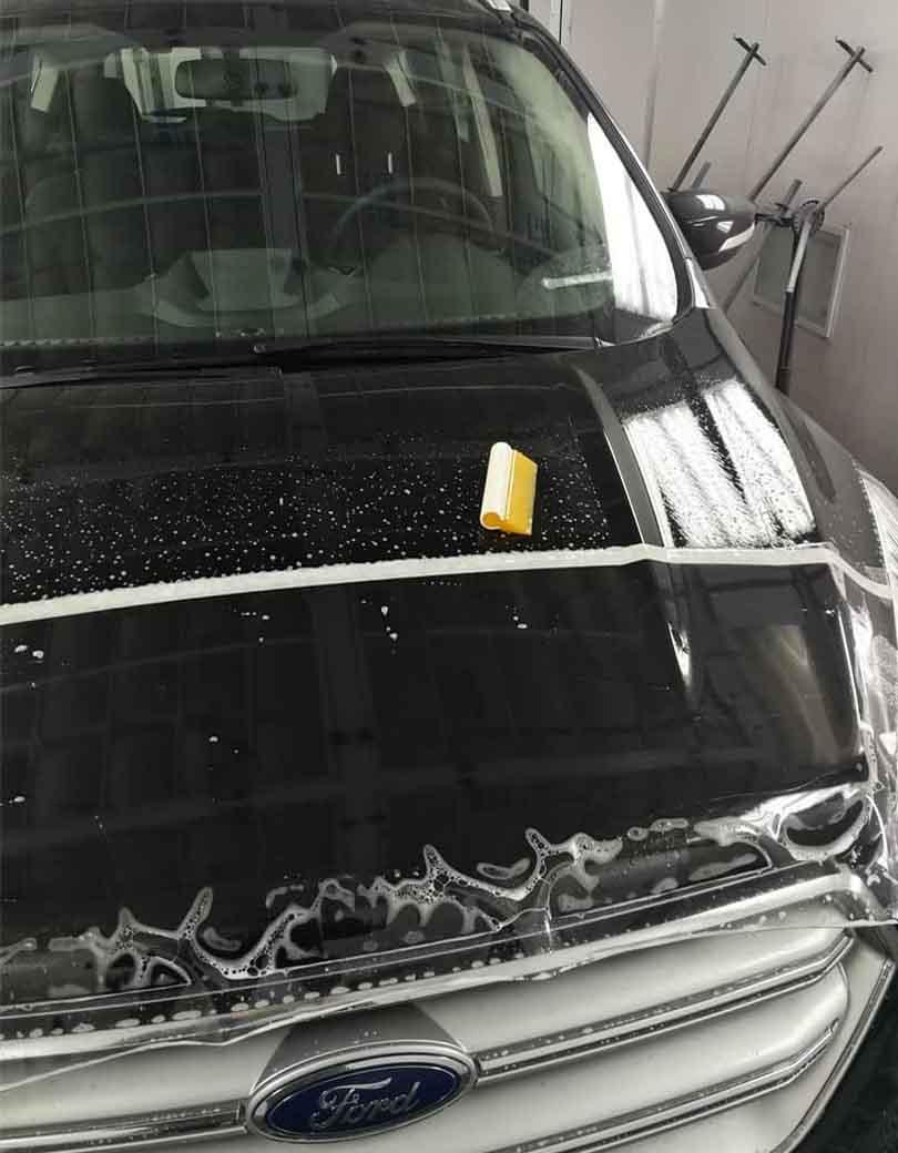 Оклейка автомобиля винилом в Москве картинка 4