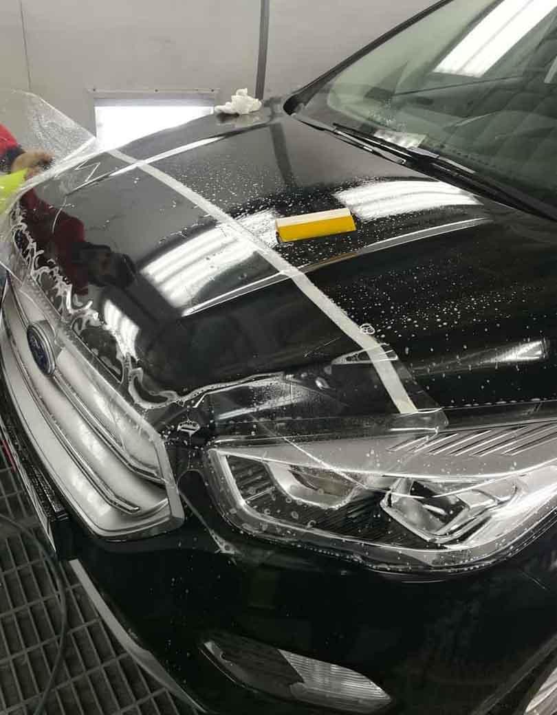 Оклейка автомобиля винилом в Москве картинка 3