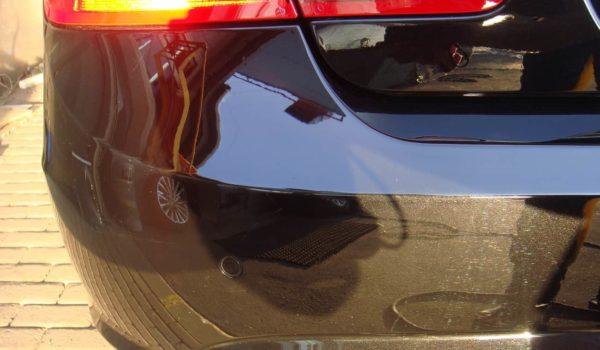 глубокая полировка кузова авто 22