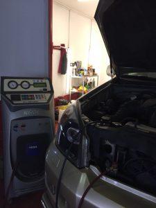 Заправка кондиционера автомобиля в Москве картинка 3