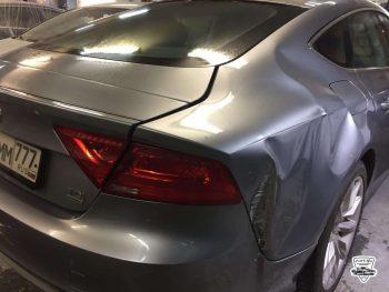 Кузовной ремонт автомобиля в Москве картинка 2
