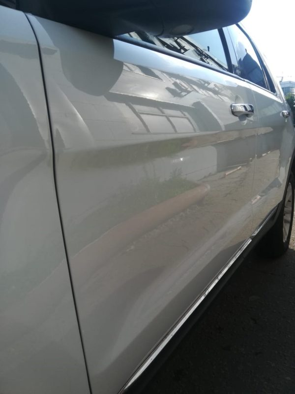 Покраска дверей форд эксплорер 22