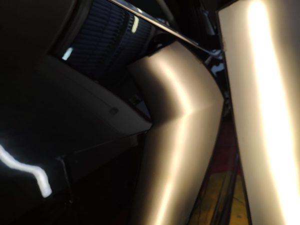 Ремонт вмятин на двери Тойота Камри 44