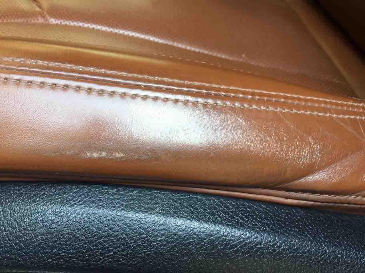 Реставрация сидений Ауди Q7 88