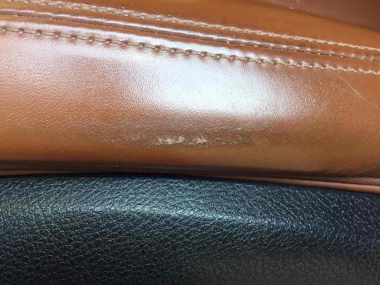 Реставрация сидений Ауди Q7 44