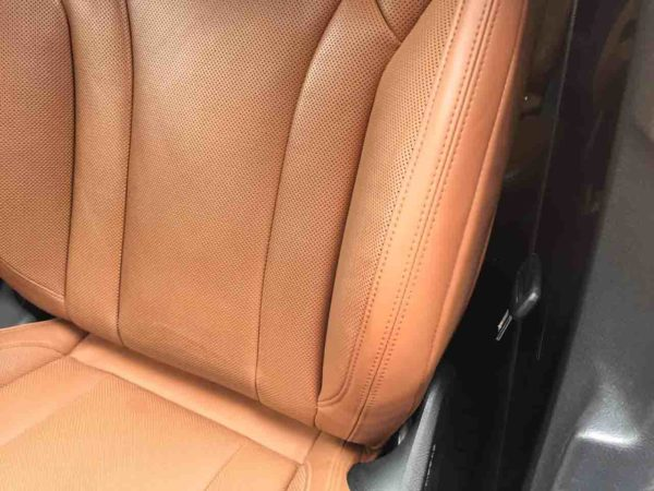 Ремонт сидений Ауди Q7 77
