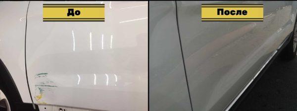 Ремонт салона и бампера форд эксплорер 44