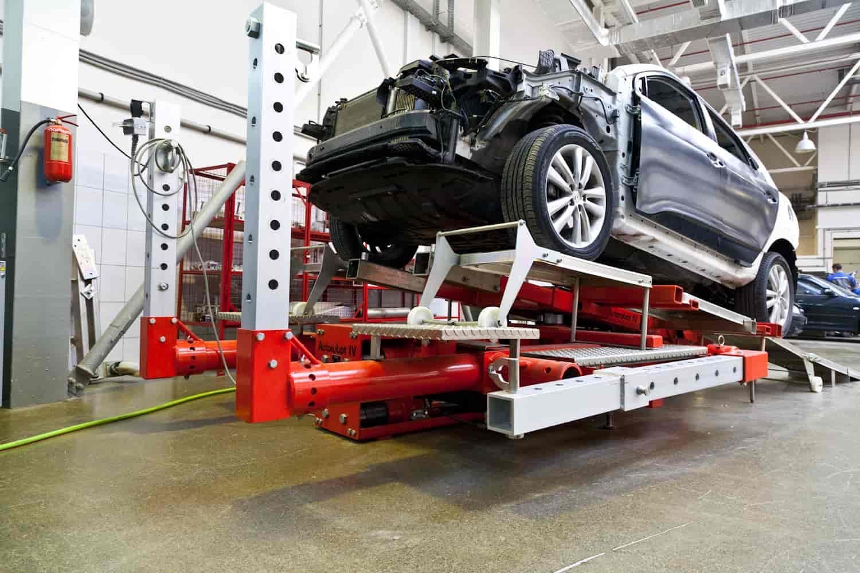 Восстановление, ремонт геометрии кузова авто в Москве картинка 4