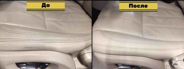 Реставрация сидений 22