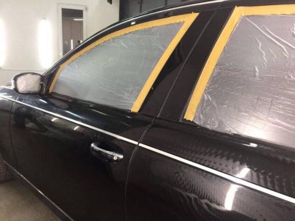 Ремонт и покраска кузова автомобиля в Москве картинка 32