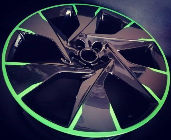 Порошковая покраска дисков в Москве картинка 14