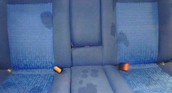Химчистка сидений до/после в Москве картинка 1