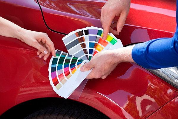 Покраска автомобиля в Москве картинка 3