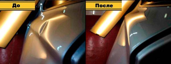 Ремонт и покраска кузова автомобиля в Москве картинка 1