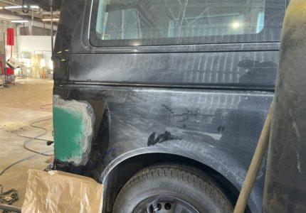Стапельные работы (Восстановление, ремонт геометрии кузова)